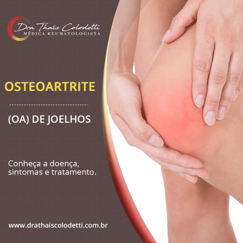 Osteoartrite - 1